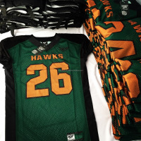 Customize Sublimated American Football Uniforms