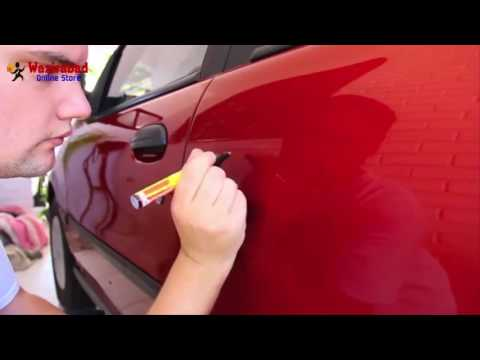Fix it Pro Car Paint Repair Pen Clear Scratch Remover