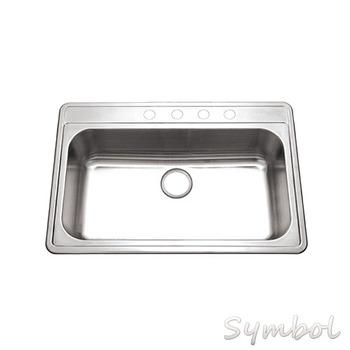 Rectangular Best Kitchen Sink Brand Marble Sink