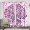 Tree of Life Door Window Treatment Mandala Cotton Curtains Tapestry Drape Valances Room Seperater Indian Curtain