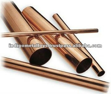 All size and shape quality Copper Nickel Pipes manufacturer and Exporter From India