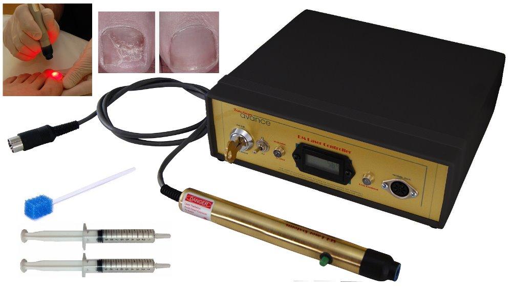 Лазерные аппараты для лечения грибка ногтей