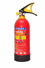 fire extinguisher 2 Kg portable ABC dry powder (IS Standard)