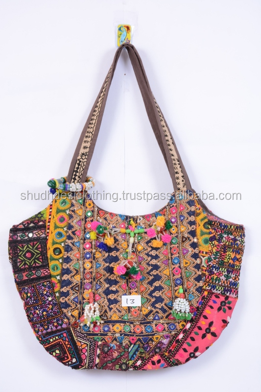 582187bc1fbbd Rajasthani Beautiful Handicraft Embroidered Bag Banjara Bags - Buy ...