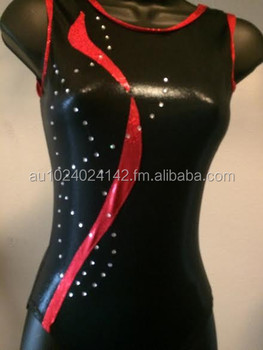 Gymnastiek leotard dans physie, unitard, gewas top, singlett top, shorts