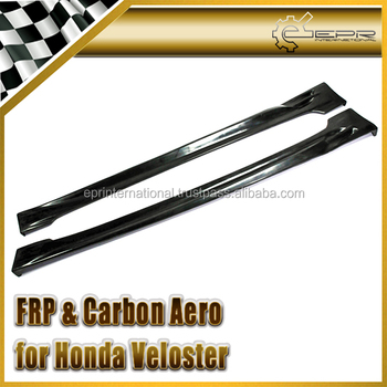 For Veloster NEFD side skirt (All Model, Turbo model has to remove oem skirts)