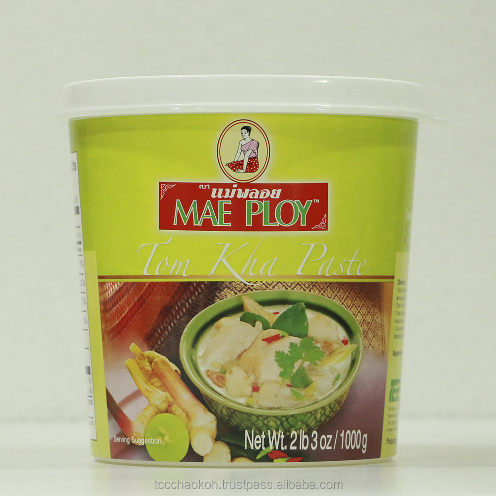 MAE PLOY Tom Kha Curry Paste (1000 g)