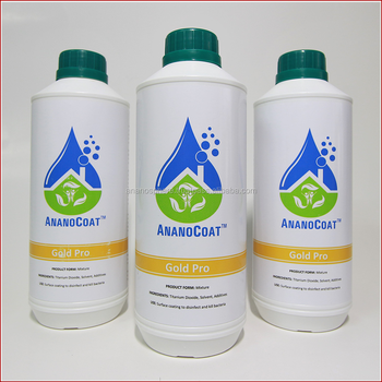Building Wall And Ceiling Disinfectant Liquid Coating Solution ...