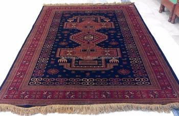 Handmade Carpet Camel Wool