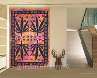 HANDICRAFTOFPINKCITY Queen Size Tree Of Life Tapestry Hippie Wall Hanging Indian Mandala Tapestry Wall Hanging Throw Bedspread