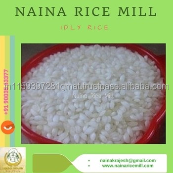 Cheapest Low Calories Idly Rice at Reasonable Price