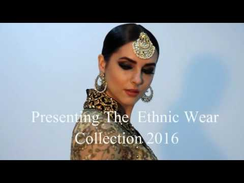 Ethnic Style Dresses 2016 - Andaaz Fashion