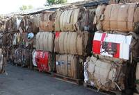 OCC Waste Paper - Paper Scraps 100% Cardboard NCC ready for export
