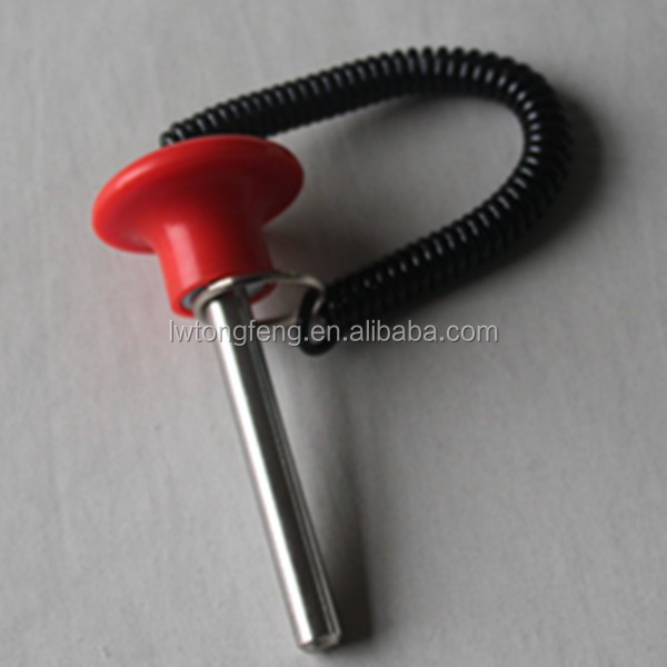 10*125mm gym magnetic pin