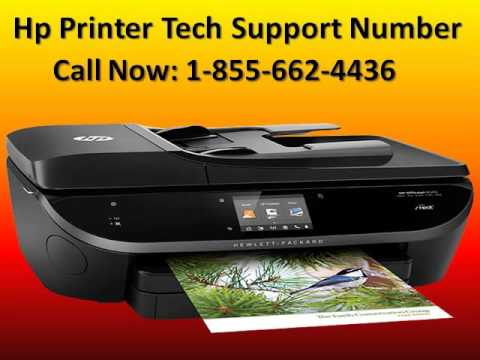 Hp printer technical support number 1-855-662-4436 to get tech support for Hp