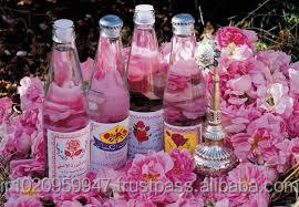 pure rose water