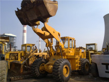 used kawasaki KLD85Z wheel loader, used japanese kawasaki wheel loader cheap price