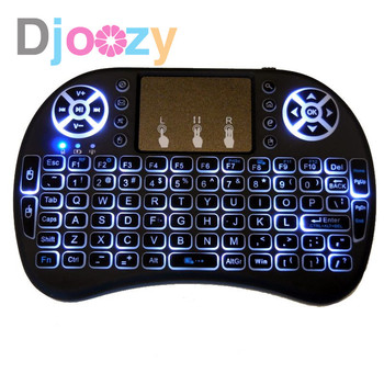 Type I8 Keyboard With Backlight,Illuminated Keys For Android Tv Box - Buy  Keyboard With Mouse,Led Backlight Keyboard,Android Box Keyboard Product on