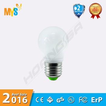 Hot Sale 3w Led Bulb E27 Energy Saving 100-275v Led Bulb With ...