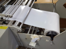hot-fix tape automatic cutting machine