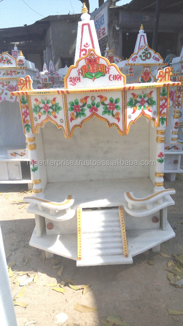 Awesome Marble Temple Design For Home Gallery - Design Ideas for ...