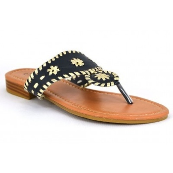 a9257c6d18e Women s Flat Thong Sandal With Whipstitched Embellishments - Buy ...