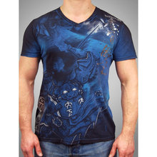 V Neck Gents T Shirt