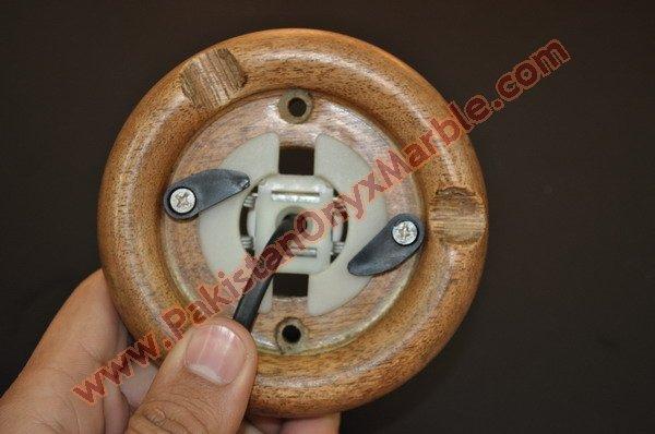 Wooden Base For Rock Salt Lamp - Buy Onyx Bases For Salt Lamps ...