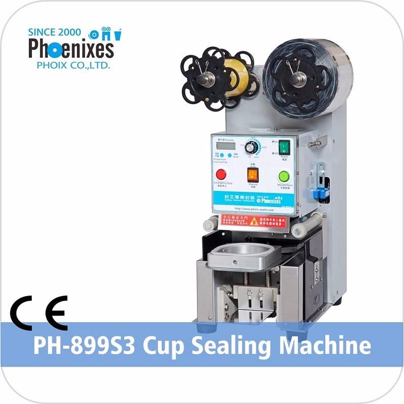 deli container sealing machine