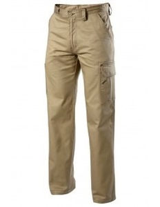 HIVIS Cotton Drill Pants - Safety Workwear
