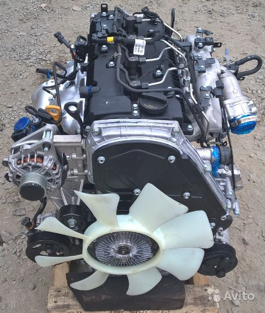 Used Engine Diesel A1 D4cb Euro4 Assy Set Mobis For 200712 Mnr
