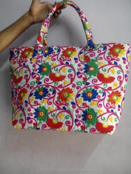 Boodschappentas Buy Gypsy Tasboodschappentas Katoen Vintage Tassen Handgemaakte Geborduurde Jola Banjara Tas 08PwnOXk