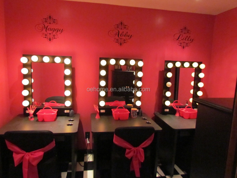Vanity Table With Lighted Mirror Makeup Mirror Buy