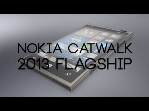 Nokia Catwalk Leaked Aluminum, Thin, 2013 Flagship, Light, Lumia 920 Successor & More!)