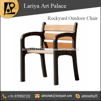 Unique Design Durable Fine Finish Rockyard Outdoor Chair