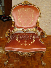 Dining chair french ,gold dining chair ,wedding party chair