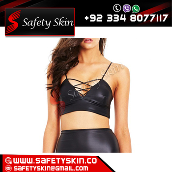 Hot-Ladies-Women-Sexy-Spaghetti-Strap-Bandage-Backless-Tank-Casual-Faux-Leather-Sleeveless-Crop-Top-Blouse.jpg_640x640