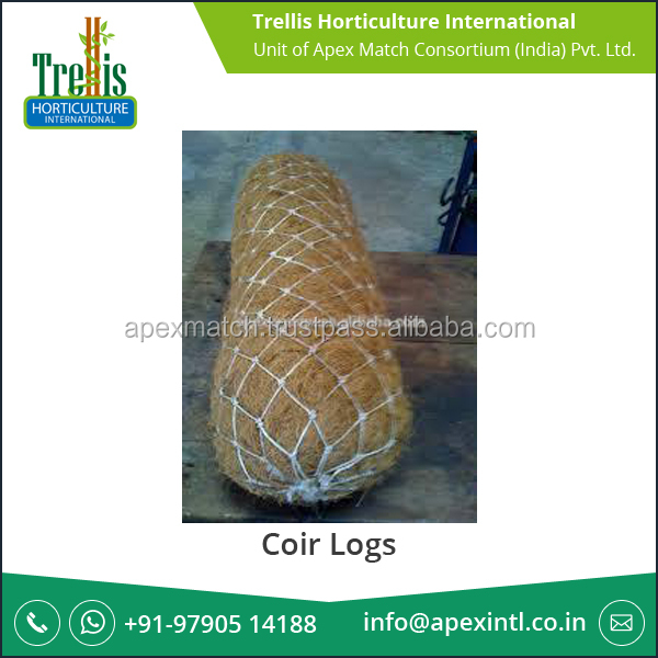 Coir Logs Roll Exporters India