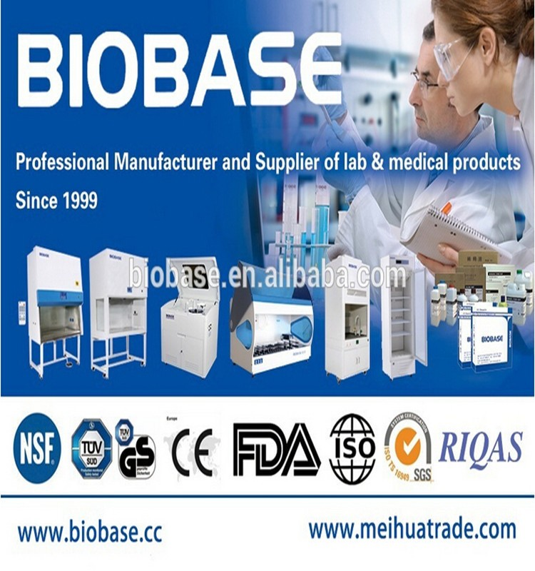 BIOBASE Automatic Zero Automobile Exhaust Analyzer Gas Analyzers