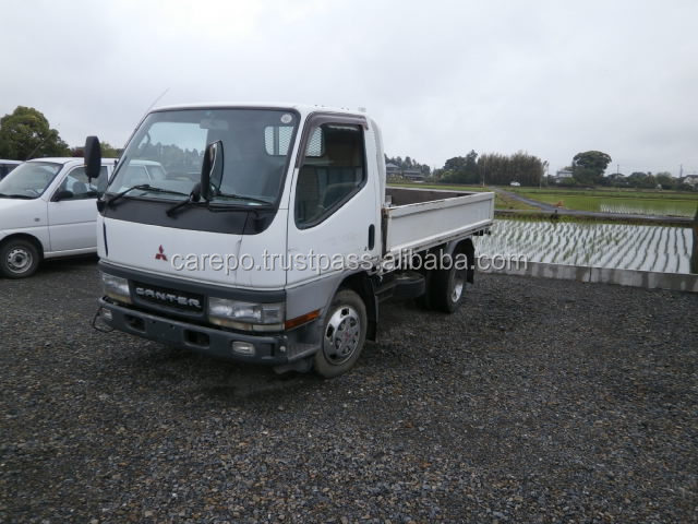 JAPANESE USED CARS FOR EXPORT MITSUBISHI CANTER 1999 (ENGINE: 4M51, MODEL: KK-FE50EB)