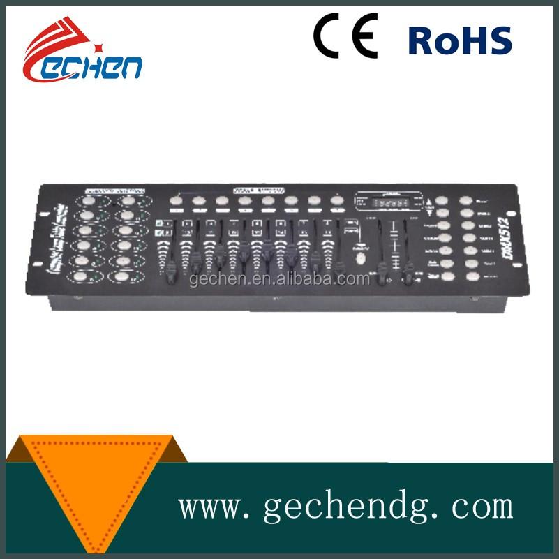 192 Dmx Controller Dj Stage Lighting Control Dmx 192 Console