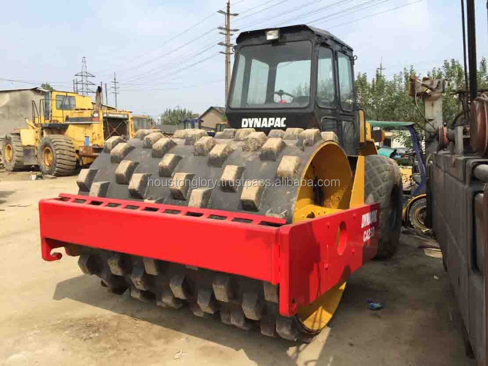 Dynapac CA25PD used road roller for sale