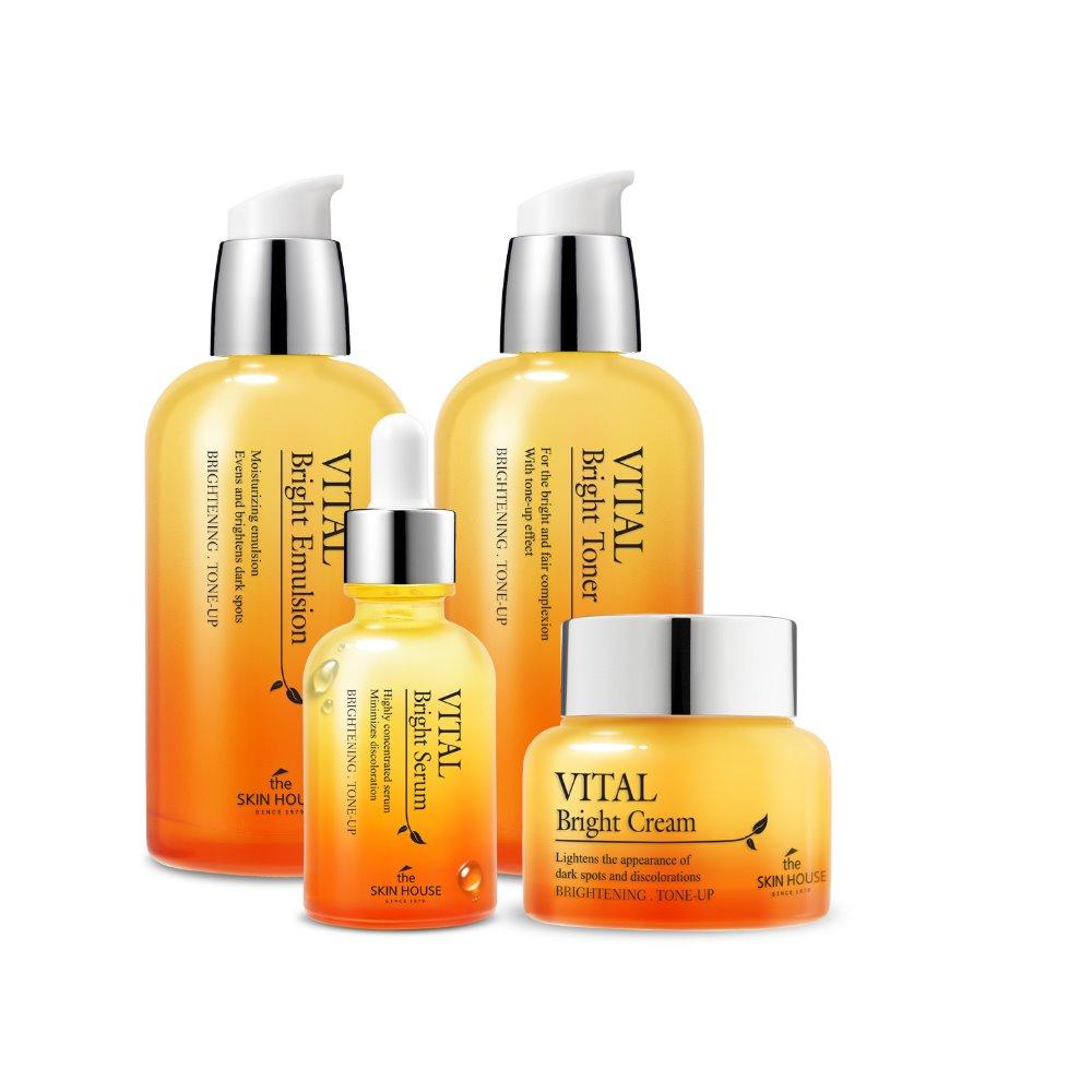 Vital Bright Emulsion - Buy Whitening Emulsion Product on Alibaba.com
