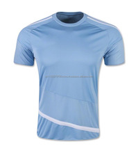 Beautiful Design Customized Simple Plain Soccer Jersey For Men,Crew Neck Collar,Short Sleeves