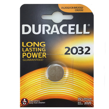 Duracell <span class=keywords><strong>CR2032</strong></span> 3 V Lithium-knopfbatterie-Pack von 1