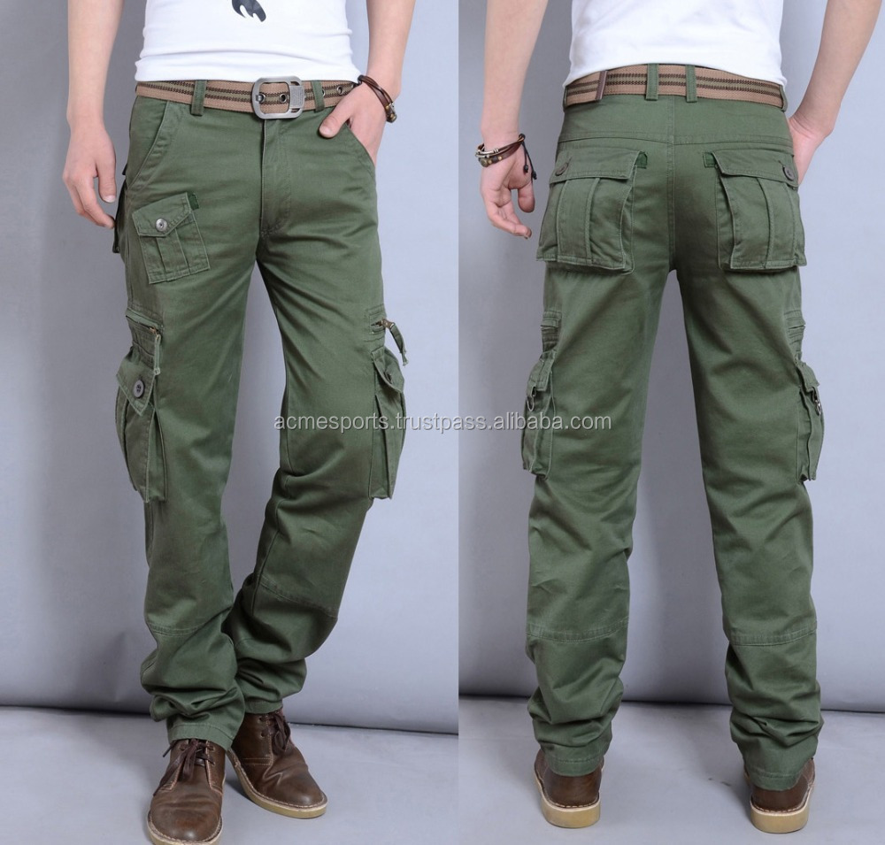 Cargo Pants - Custom Twill Cargo Pants - Oem Workwear Pants ...