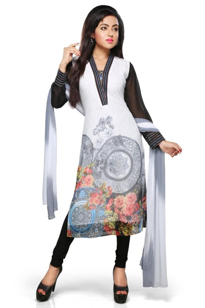 Party Wear Indian Pakistani Designer Long Suits Kurti
