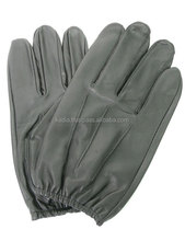 Lambskin Leather Snug-fit Cinched Searcher Gloves
