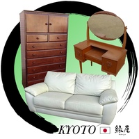 Long-lasting Used Clothing Store Furniture Made in Japan for Wholesale by 40FT Container