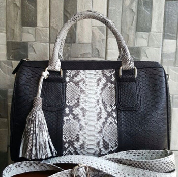 Skin Handmade Tone Buy snake Real Bags bali Product Snake Handbag Two New Bag Speedy Bali On Bags XkZuPi